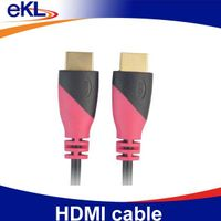 High quality HDMI cable digital 24K gold plated shenzhen manufacturer thumbnail image