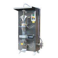 Automatic PE Film Soya Milk Liquid Sache Packaging Machine