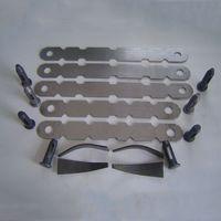 Concrete Forms Metal Building Material Flat Tie, Wall Tie, Nominal Tie