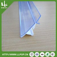 Quickly Lead Time PVC Label Holder Strip