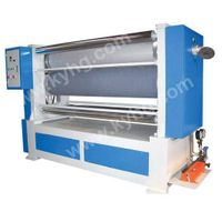 Plastic embossing machine