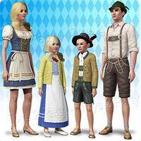 Tirol Costume thumbnail image
