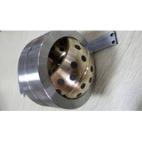 CHB-JQB Sphere Oscillating bronze Bearing self-lubricating