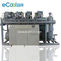 Low-Temperature Screw Type Multi-Compressor Unit