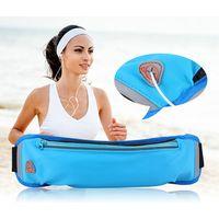 New invisible cute mini equipment ultra-light men's versatile running sport mobile phone Waist Bag thumbnail image