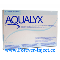 AQUALYX, fat dissolving injections, 8ml