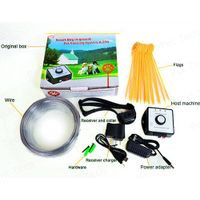 High quality rechargeable and waterproof in ground electric dog fence