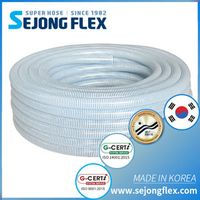 Clear Heavy Ducty Suction Hose thumbnail image