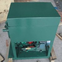 LY-30Plate Pressure Oil Filter and oil purifier equipment thumbnail image