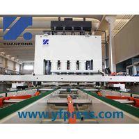 Short cycle lamination press line/melamine laminating line