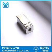 High precision machining aluminum material aluminum cnc machining parts