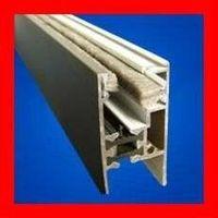weatherstrip for aluminum doors