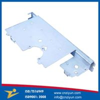 metal parts made by Continuous progressive die, automatic die