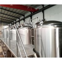 20BBL Beer Brewing Equipment thumbnail image