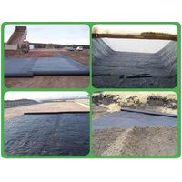 4.5100M pp woven geotextile by professional manufacturer with best price in CN