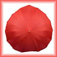 Heart shape umbrella,new design umbrella,fashion wedding umbrella