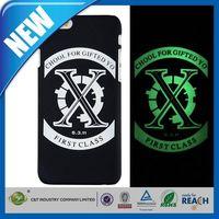 C&T back cool noctilucent plastic pc hard case, for iphone 6 plus cover