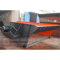 New Designed most professional vibrating screen for stone crusher thumbnail image