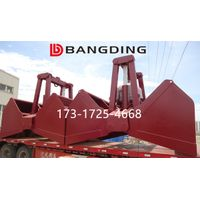 four rope Loading and unloading mechanical grabs thumbnail image