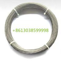 White high quality multi-strand tungsten wire filament rolls thumbnail image