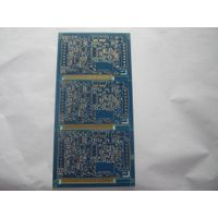 8 Layers Rigid PCB(Gold finger )