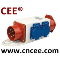CEE socket outlet
