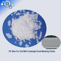 118 centigrade high Softning point PE Wax for Hot Melt Road Marking Coating thumbnail image