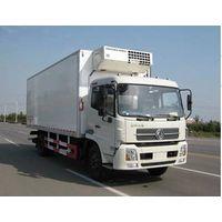 Dongfeng 6x4 refrigerator truck DFL1250A9 Cummins engine 245 HP