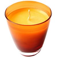 organic bees wax natural candle