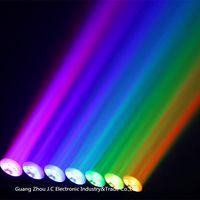 Led Moving Head Light 7pcs Pixel Bar Light Blade Infinite