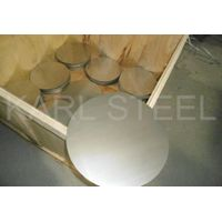 410 Grade Cold Rolled Stainless Steel Circle