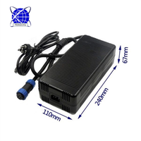 Step down transformer 220v to 110v 24v 300w power adapter charger