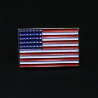 sonier-pins custom soft enamel flag badge with free design