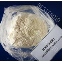 Fluoxymesteron Halotestin 76-43-7 Powder Anabolic Steroids Muscle Growth Bodybuilding
