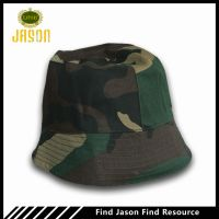 cotton material camouflage military color fishing cap