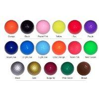 color golf ball