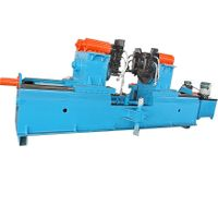 Horizontal Double-end Sealing Machine for Mobile Muffler / Feul Tank