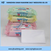 Nonwoven Disposable Baby Wipe