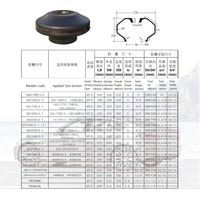 AB Type Radial Tyre Curing Bladder Factory outlet