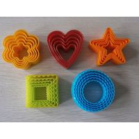 cookie cutter set of 5pcs