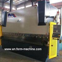Hydraulic top-drive press brake 100 Tons