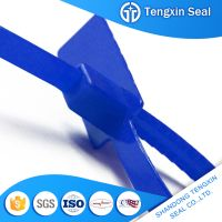 TX-PS104 Hot selling Security strip pull tight seal plastic seals thumbnail image