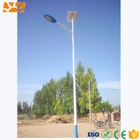 Good performance Outdoor 40W solar street light with discount