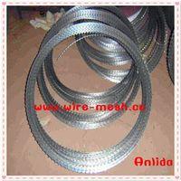 razor wire (factory)