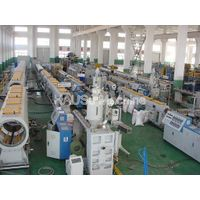 Plastic Pipe Machinery_Plastic Pipe mHDPE Plastic Pipe Production Line thumbnail image