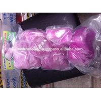 FROZEN PEELED PURPLE YAM
