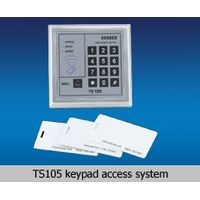 RFID card access systerm