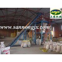 Fertilizer Floor Batching System DPHB50-300-D