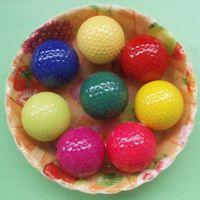 Color Range Golf Balls