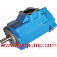 single and double Vickers V VQ VQH hydraulic vane pump thumbnail image